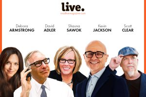 New issue of Live Communication Magazine for eventprofs who care
