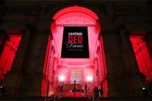 "ITALY – Filmmaster Events creates Campari ""Red Diaries"" Premiere"