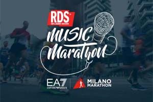 ITALY – RDS Music Marathon: music, sport and entertainment