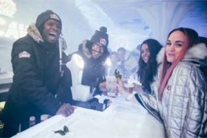 UK – Coors Light takes its Ice Cave to Glasgow