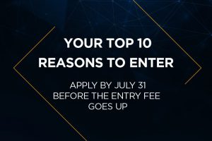 Your top 10 reasons to enter the Best Event Awards
